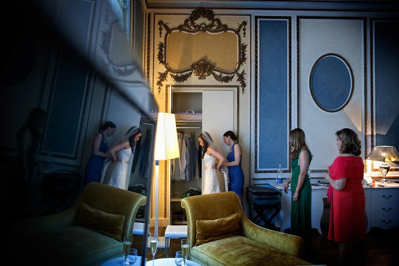Jewish Wedding in Tuscany :: David Bastianoni wedding photographer :: Maschere_Jewish0012