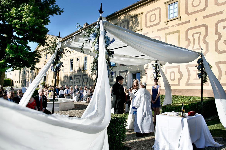 Jewish Wedding in Tuscany :: David Bastianoni wedding photographer :: Maschere_Jewish0022