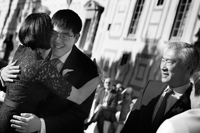 Jewish Wedding in Tuscany :: David Bastianoni wedding photographer :: Maschere_Jewish0027
