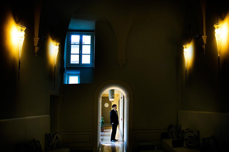 Jewish Wedding in Tuscany :: David Bastianoni wedding photographer :: Maschere_Jewish0031