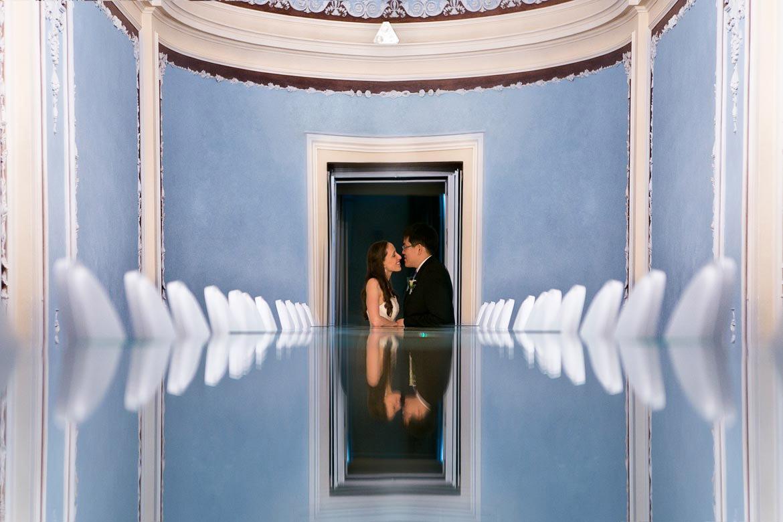 Jewish Wedding in Tuscany :: David Bastianoni wedding photographer :: Maschere_Jewish0036