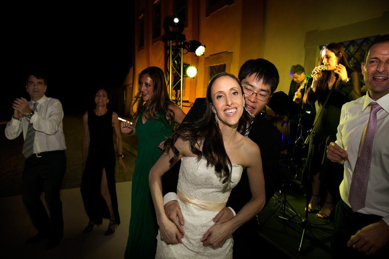 Jewish Wedding in Tuscany :: David Bastianoni wedding photographer :: Maschere_Jewish0049