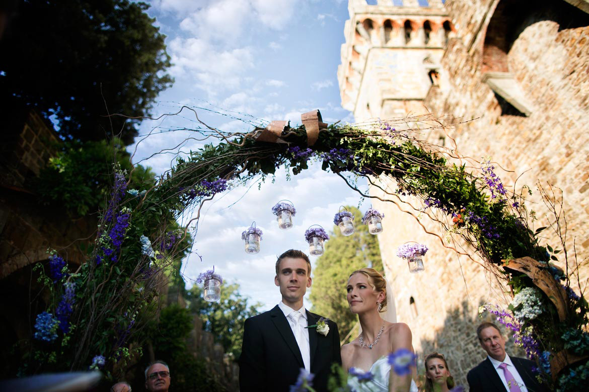 Wedding in Castle of Vincigliata :: David Bastianoni wedding photographer :: Vincigliata0020