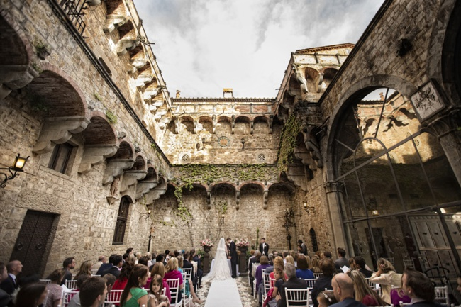 3 :: A Florence Castle Wedding :: Photo - 2 :: 3