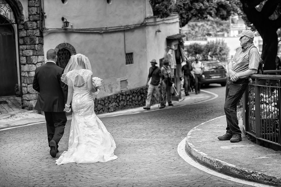 David Bastianoni wedding photographer :: Wedding in Positano39