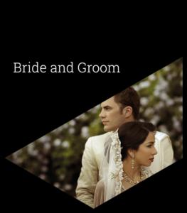Bride and groom :: David Bastianoni Luxury wedding photographer