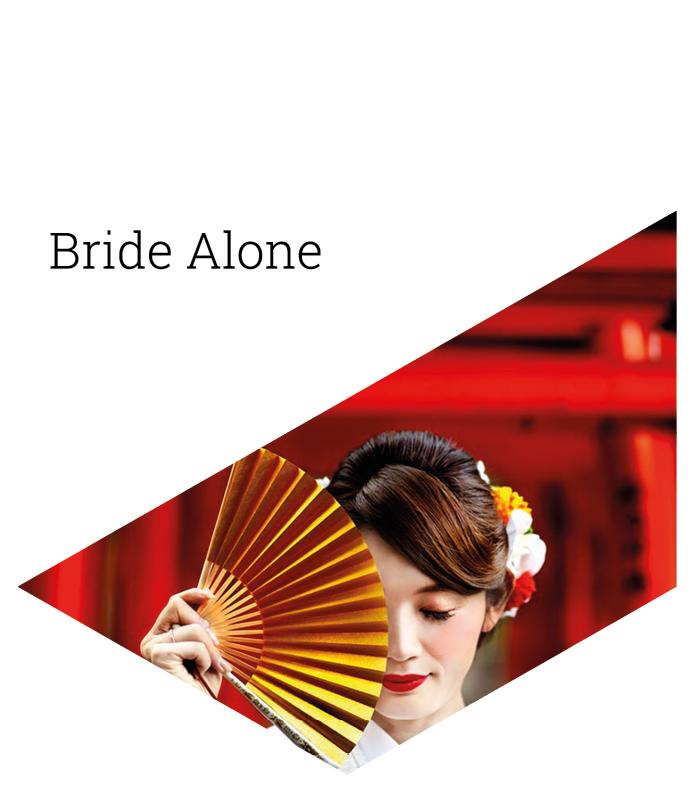 Bride Alone :: David Bastianoni Luxury wedding photographer