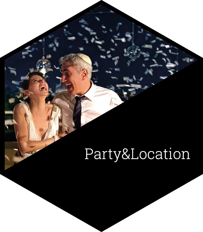 Party and Location :: David Bastianoni Luxury wedding photographer