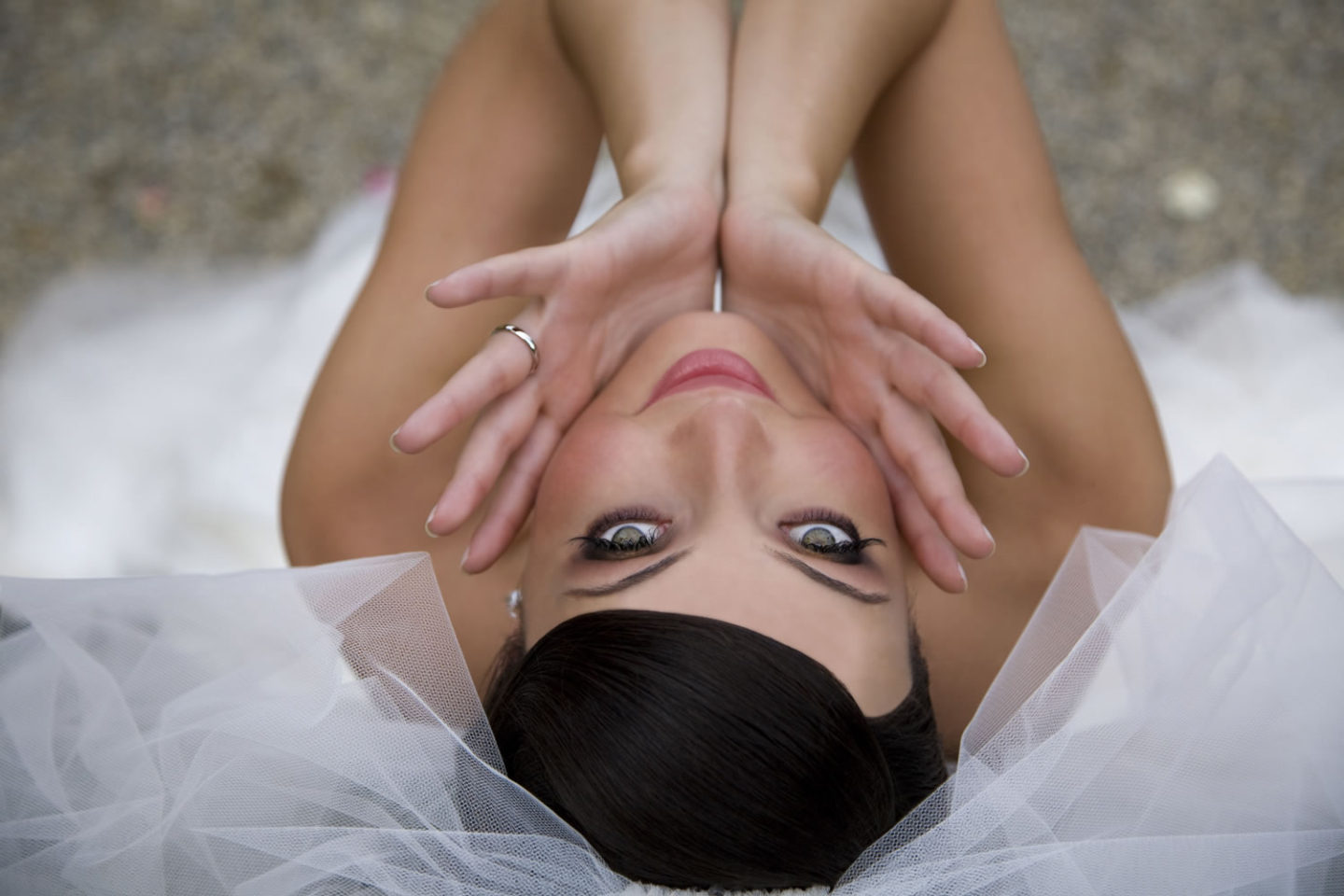Bride :: Bride alone :: David Bastianoni wedding photographer