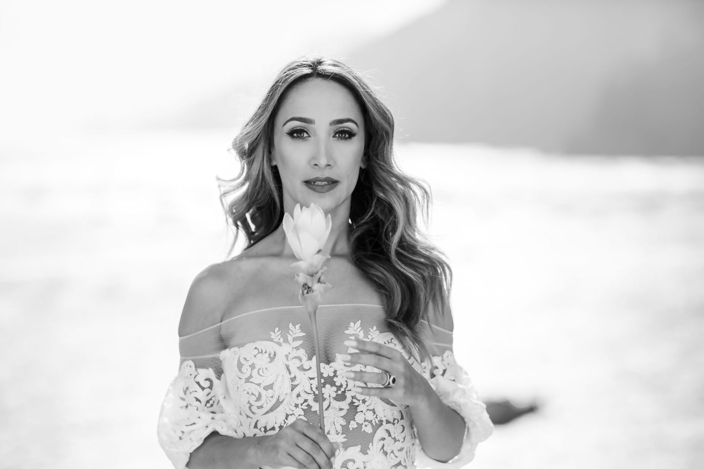 Amalficoast :: Bride alone :: David Bastianoni wedding photographer