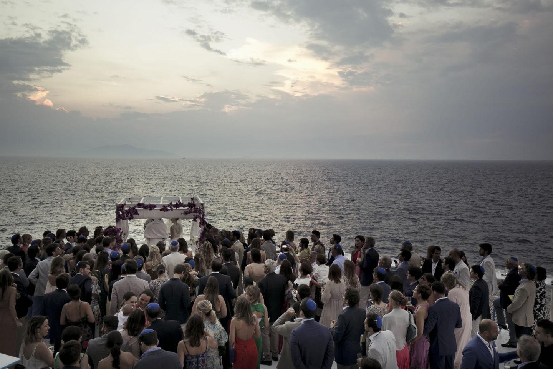 Chuppah :: Ceremony :: David Bastianoni wedding photographer