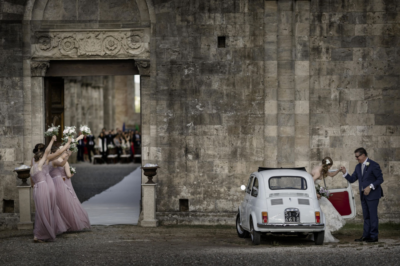 Bridesmaids :: Ceremony :: David Bastianoni wedding photographer