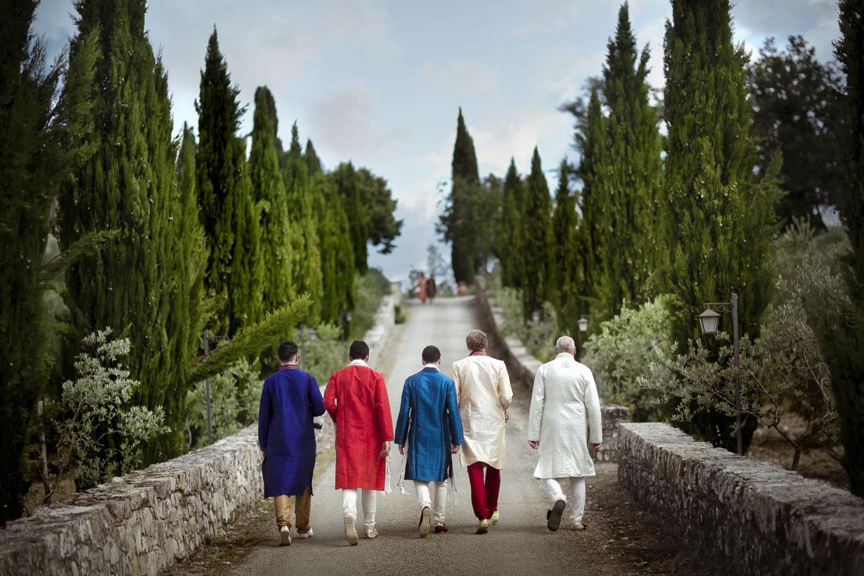 Indian Men :: Ceremony :: David Bastianoni wedding photographer
