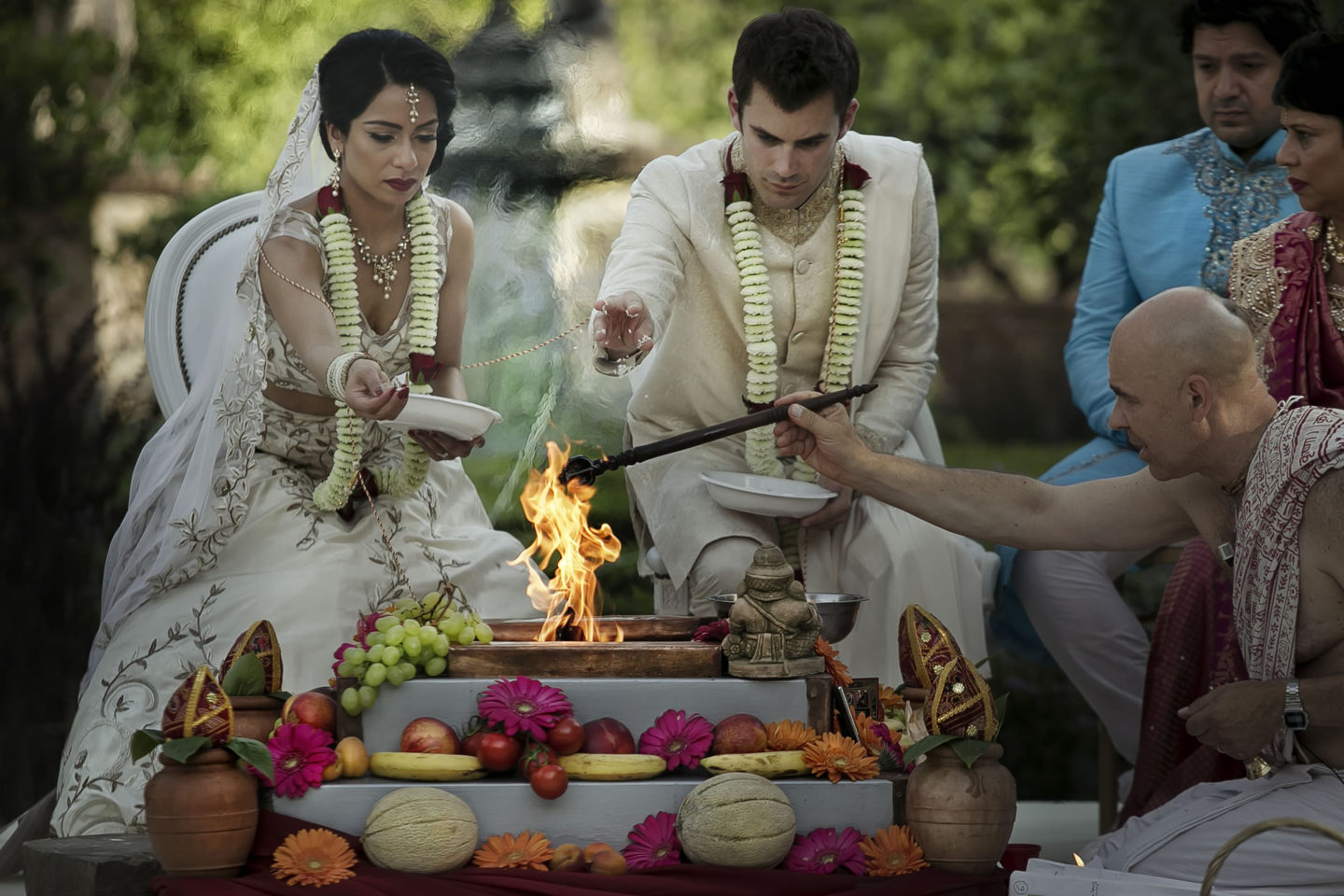 Indian Ceremony :: Ceremony :: David Bastianoni wedding photographer