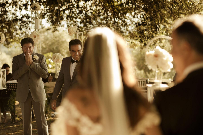 Tear :: Ceremony :: David Bastianoni wedding photographer