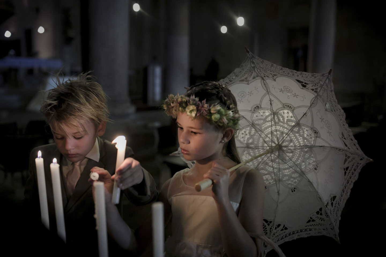 Kids :: Ceremony :: David Bastianoni wedding photographer