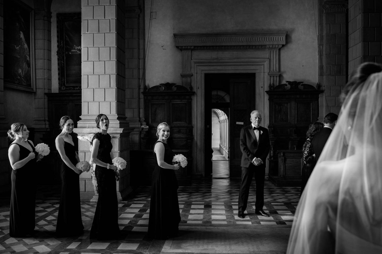 Funny Girls :: Ceremony :: David Bastianoni wedding photographer