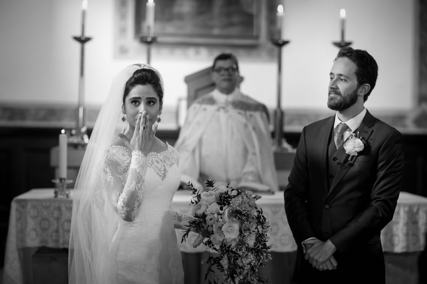 Married :: Ceremony :: David Bastianoni wedding photographer