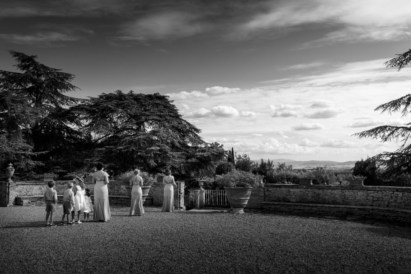 Row :: Ceremony :: David Bastianoni wedding photographer