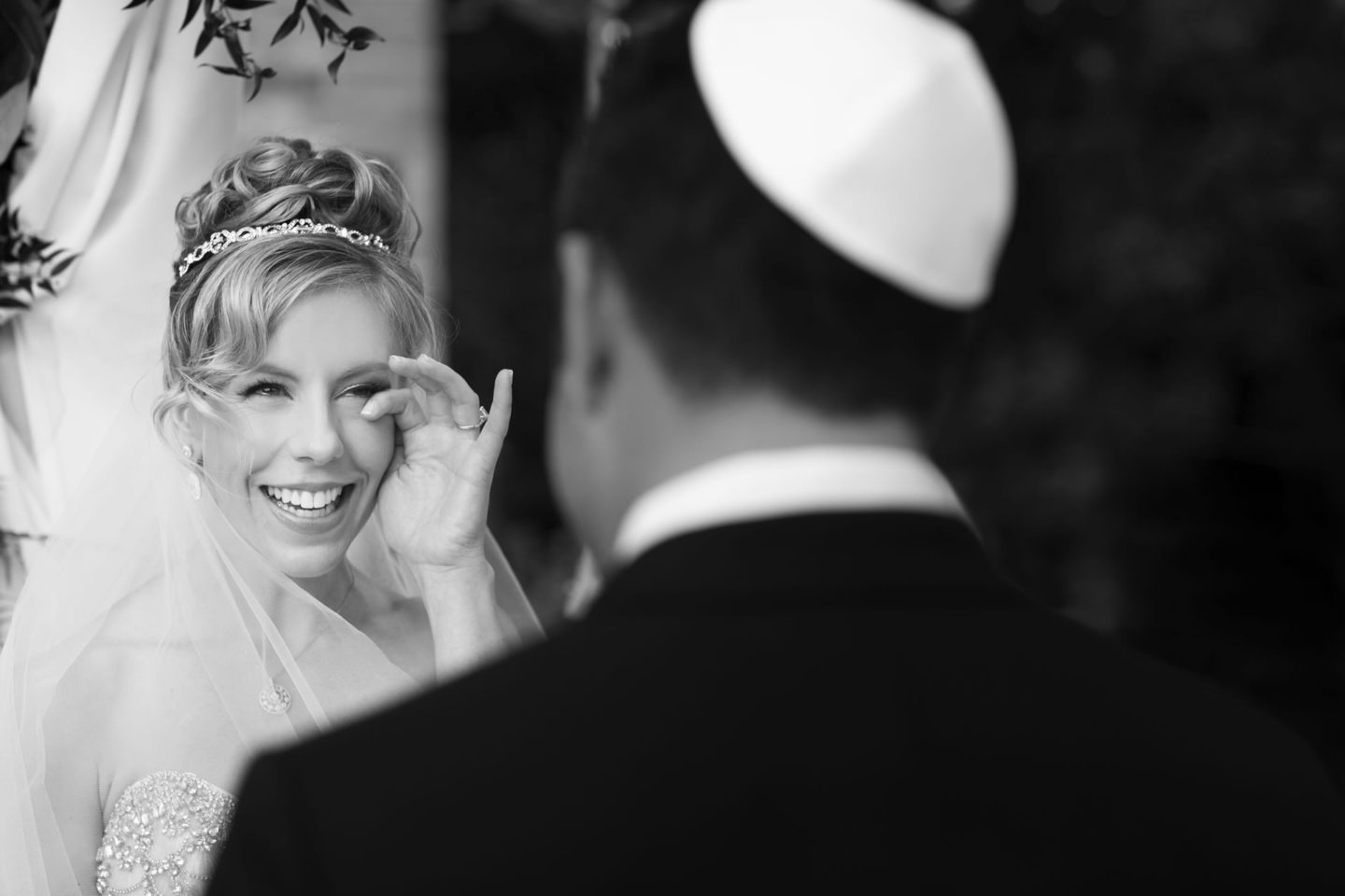 Eyes :: Ceremony :: David Bastianoni wedding photographer