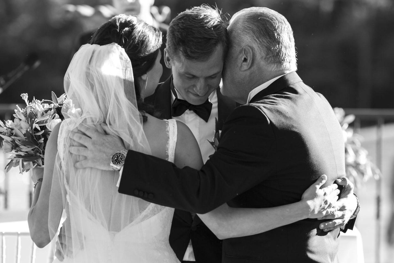 Hug :: Ceremony :: David Bastianoni wedding photographer