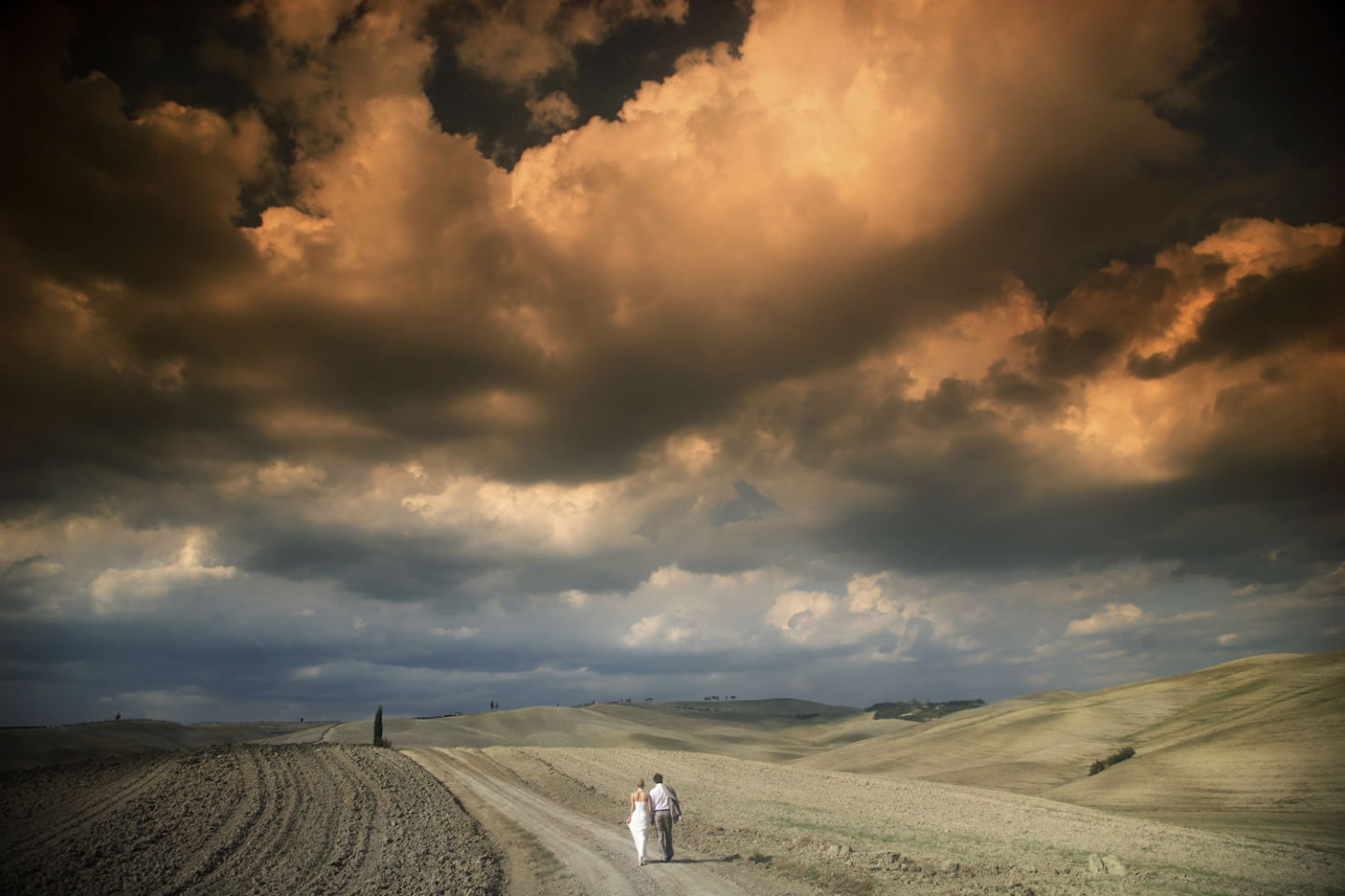 Tuscany :: Bride and groom. Couple :: David Bastianoni wedding photographer