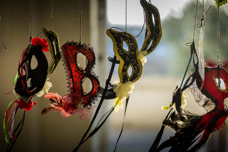 Masks :: Details :: David Bastianoni wedding photographer