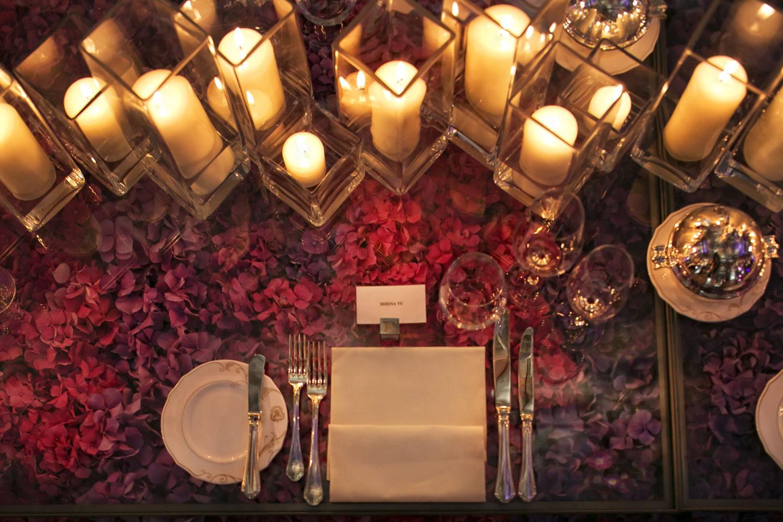 Table Of Flowers :: Details :: David Bastianoni wedding photographer