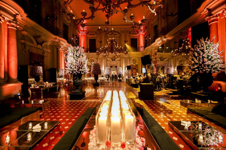 Red Candles :: Details :: David Bastianoni wedding photographer