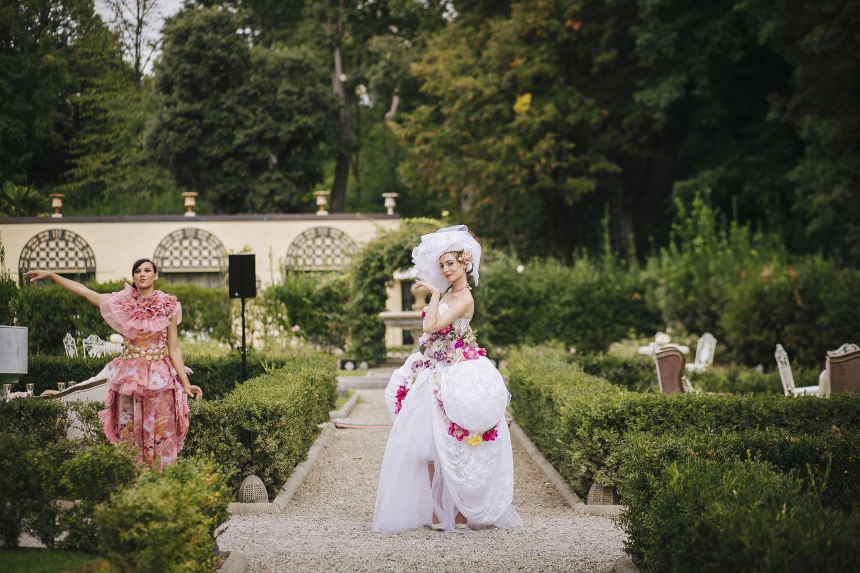 Flower Woman :: Details :: David Bastianoni wedding photographer