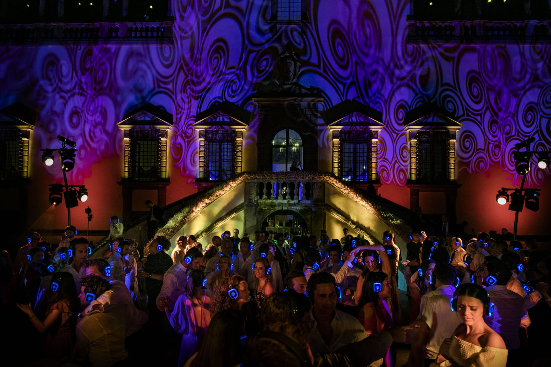 Silent Disco :: Details :: David Bastianoni wedding photographer