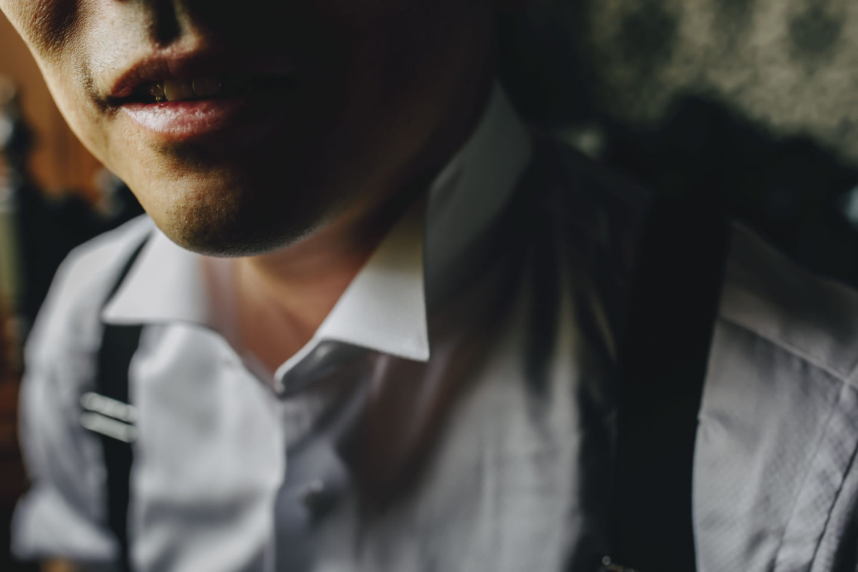 Lips :: Details :: David Bastianoni wedding photographer