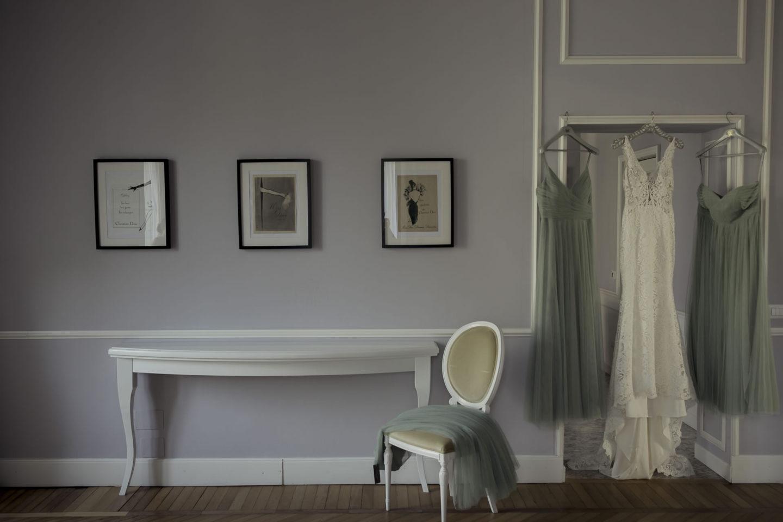 Bridesmaids Dresses :: Getting ready :: David Bastianoni wedding photographer