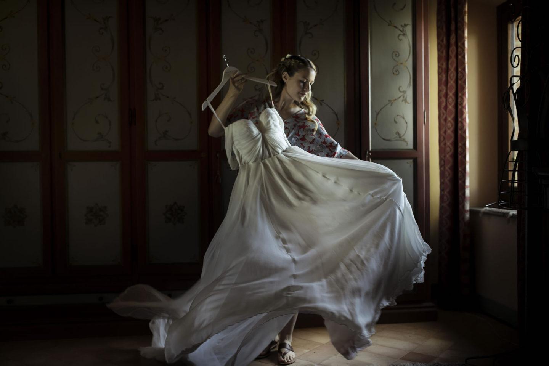 Dream :: Getting ready :: David Bastianoni wedding photographer
