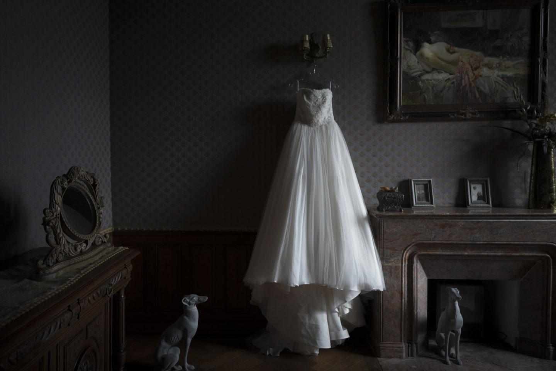 Wedding Dress :: Getting ready :: David Bastianoni wedding photographer