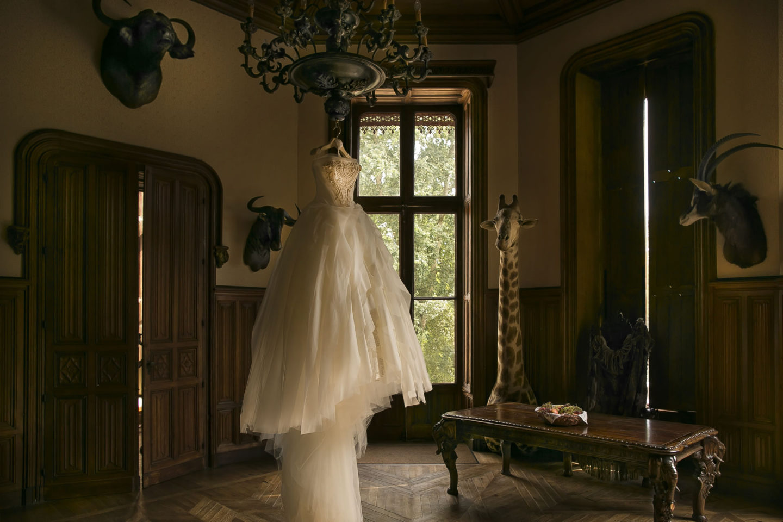 Jungle :: Getting ready :: David Bastianoni wedding photographer
