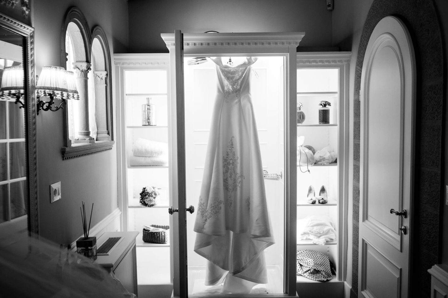 Outfit :: Getting ready :: David Bastianoni wedding photographer