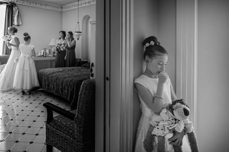 Teddy Bear :: Getting ready :: David Bastianoni wedding photographer
