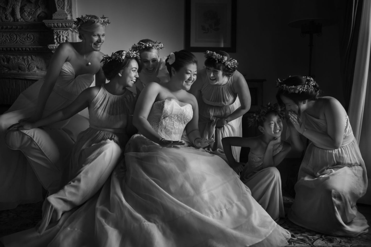 Life :: Groups Bridal Parties :: David Bastianoni wedding photographer