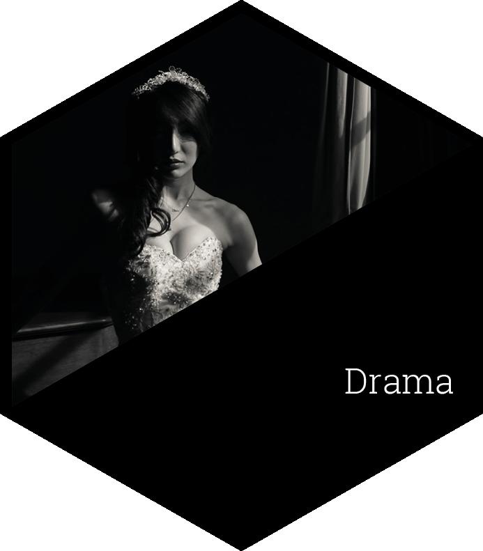 Drama :: David Bastianoni Luxury wedding photographer