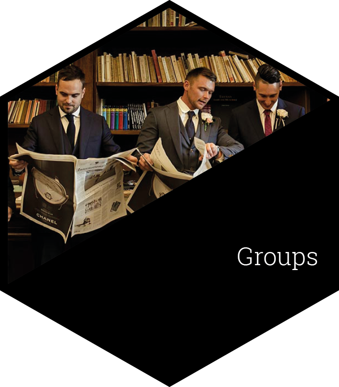 Groups :: David Bastianoni Luxury wedding photographer