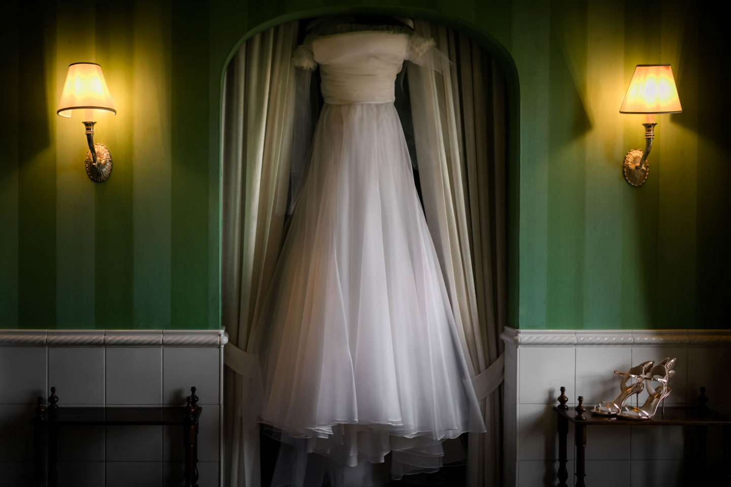 Bride Dress :: Amazing wedding day at Il Borro :: Luxury wedding photography - 0 :: Bride Dress