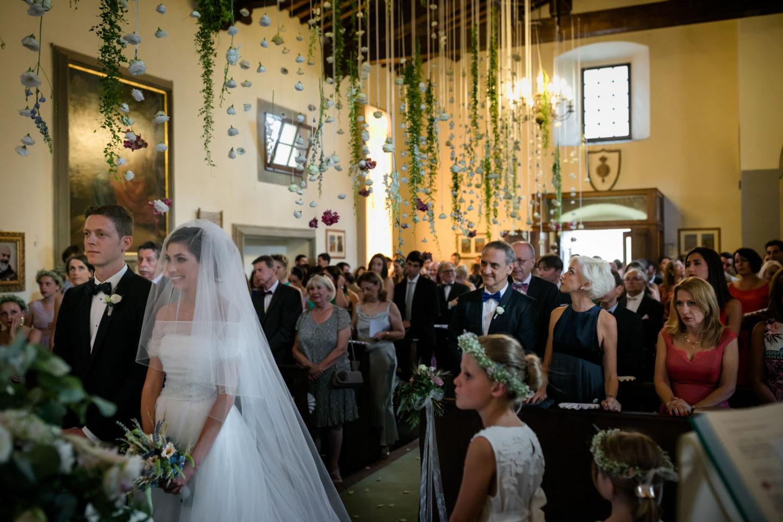 Ceremony :: Amazing wedding day at Il Borro :: Photo - 16 :: Ceremony