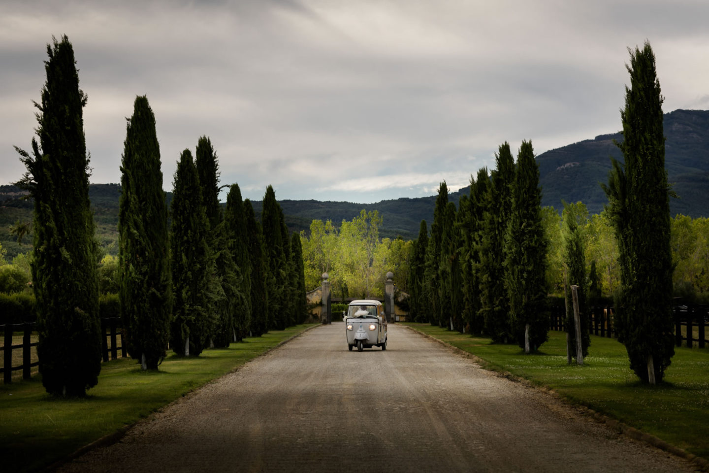 Road :: Amazing wedding day at Il Borro :: Photo - 19 :: Road