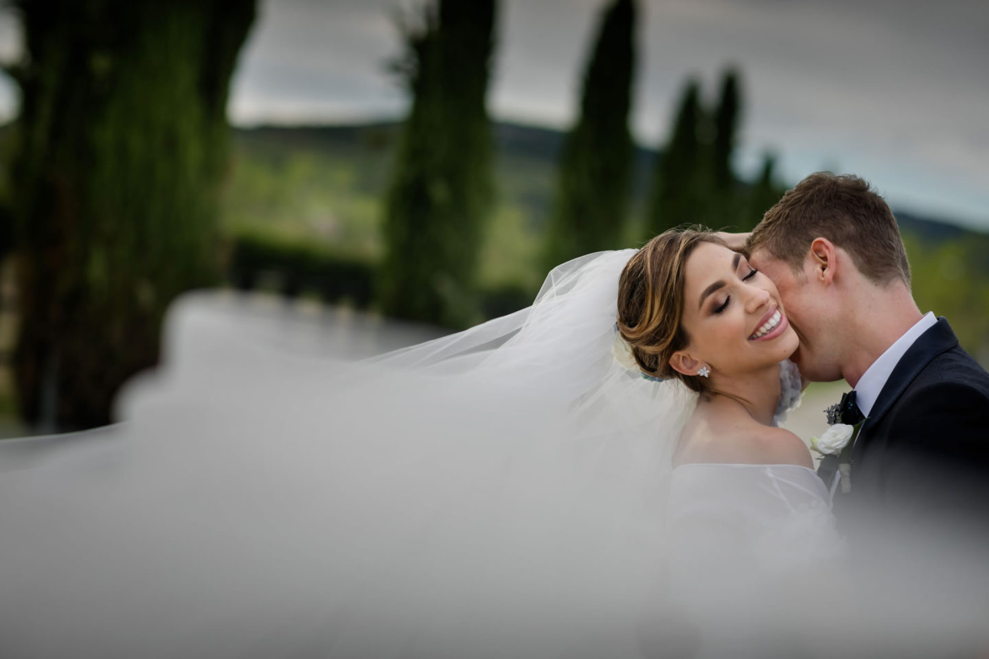 Green :: Amazing wedding day at Il Borro :: Luxury wedding photography - 21 :: Green