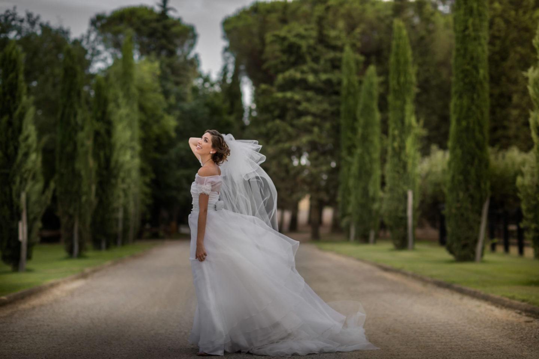 Elegance :: Amazing wedding day at Il Borro :: Photo - 22 :: Elegance