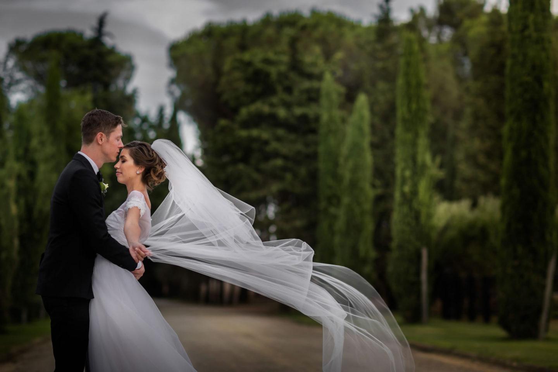 Air :: Amazing wedding day at Il Borro :: Photo - 23 :: Air