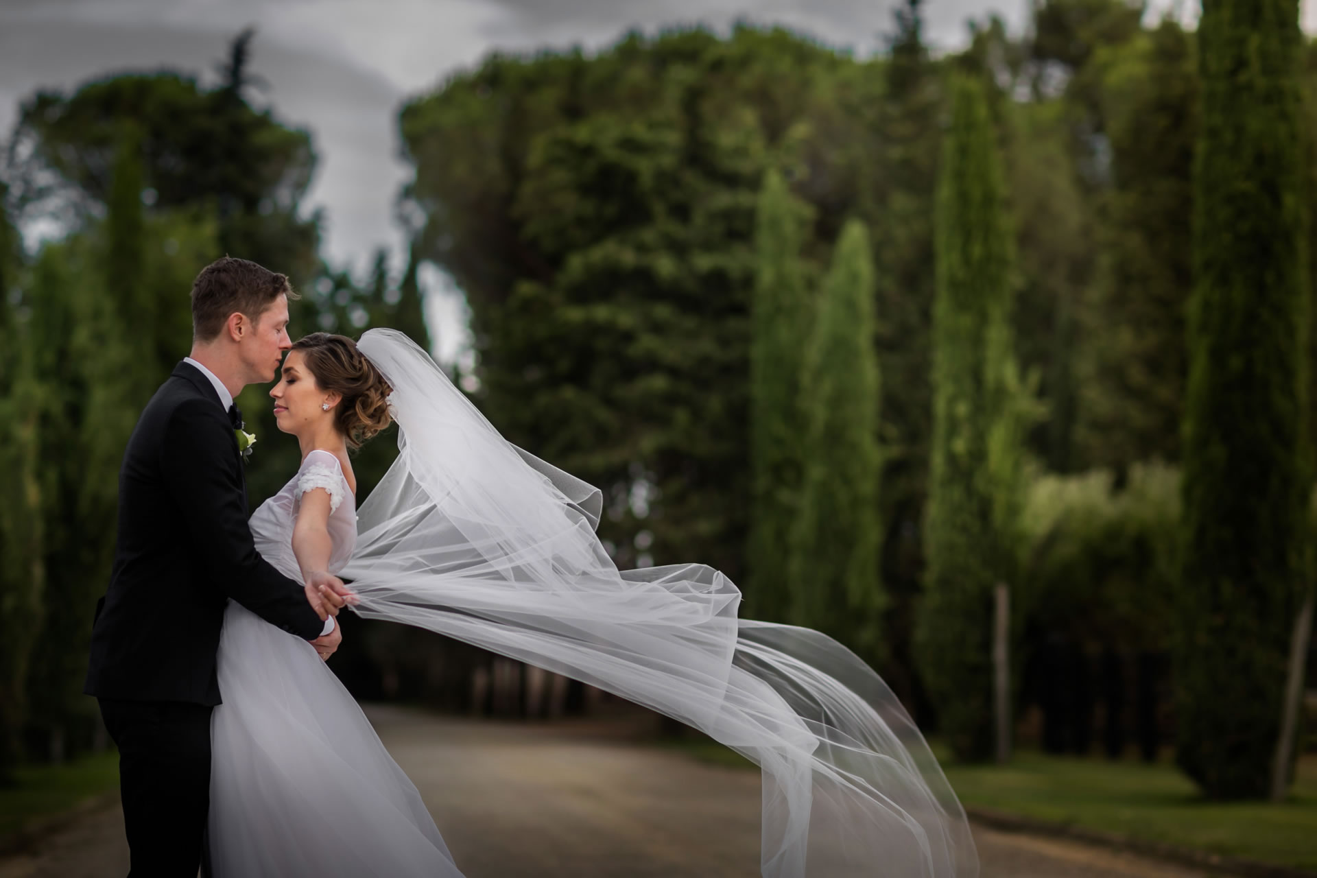Air - 24 :: Amazing wedding day at Il Borro :: Luxury wedding photography - 23 :: Air - 24