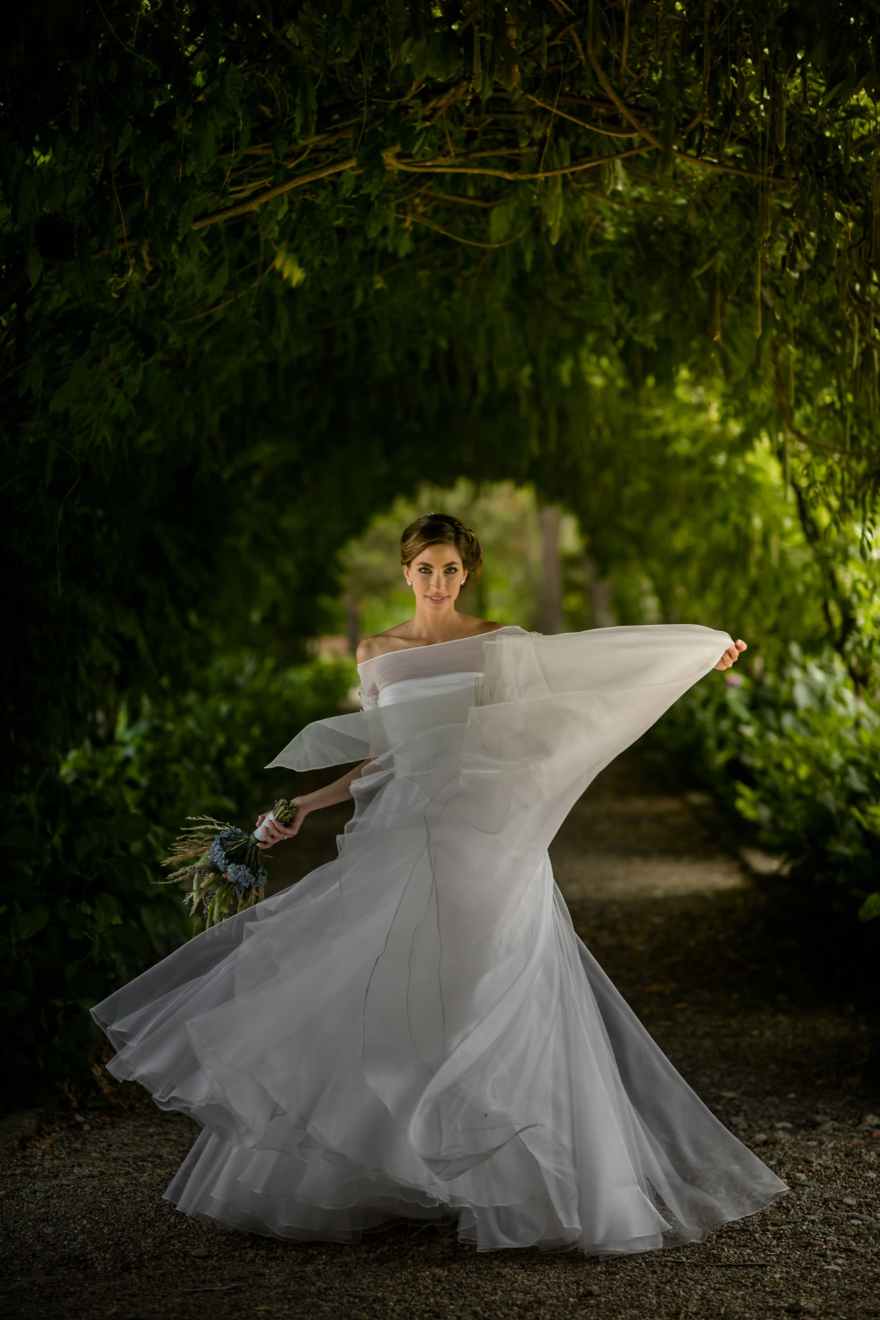 Turn Around - 29 :: Amazing wedding day at Il Borro :: Luxury wedding photography - 28 :: Turn Around - 29