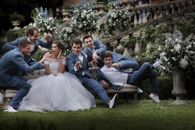 Friends :: Amazing wedding day at Il Borro :: Photo - 37 :: Friends